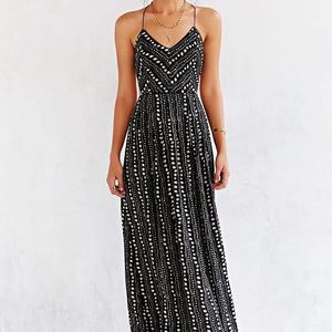 ISO: Urban Outfitters Ecote Safari Maxi Dress